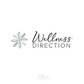 Branding and Logo Design for Wellness Direction | Holistic Health | Waikato