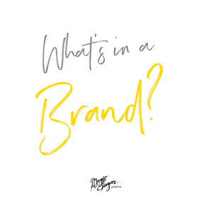 What's in a brand? Information on a logo or a brand design