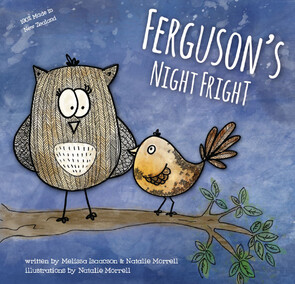 Ferguson's Night Fright | Children's Book | Illustrated | Cambridge