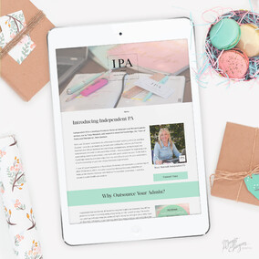 Tracy Marshall | Independent Personal Assistant | Website Design Rocketspark
