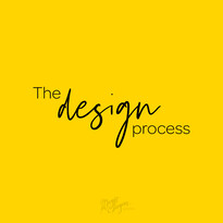 The Design Process - how things work here